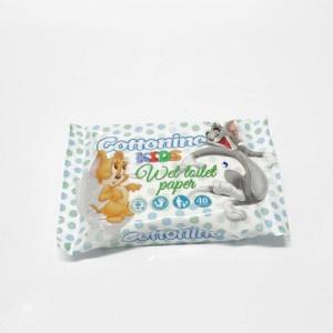 Toaletný papier vlhčený Cottonio Kids 40ks 23