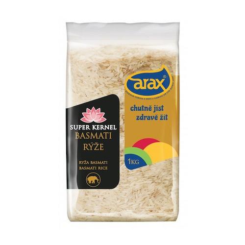 Ryža Basmati ARAX 1kg 1