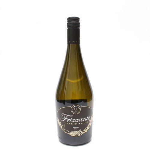 Víno ovocné Frizzante s bazovým kvetom 0,75l 1