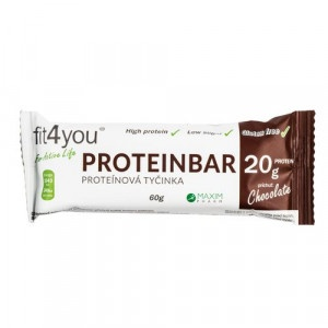 Fit4you Protein. tyčinka 30% Čokoláda 60g 5