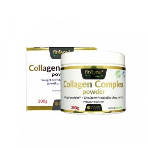 Fit4you Kolagén Complex prášok 300g 5