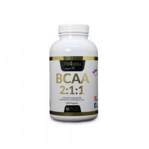 Fit4you BCAA 2:1:1 240 tabl. 3