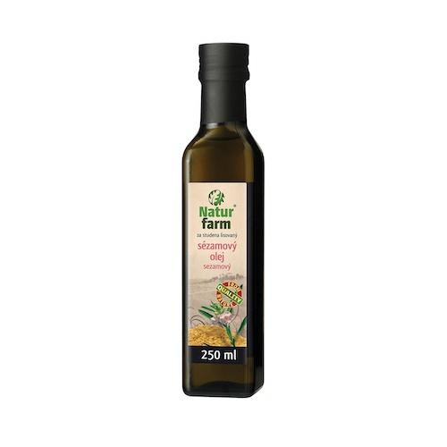 Olej sezamový 250ml 1