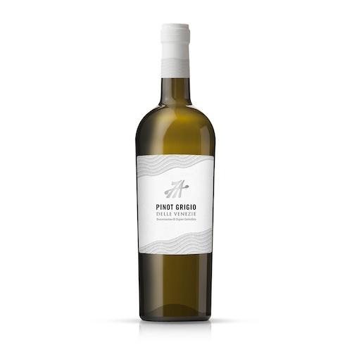Víno biele PINOT GRIGIO DOC SETTEANIME 0,75l 1