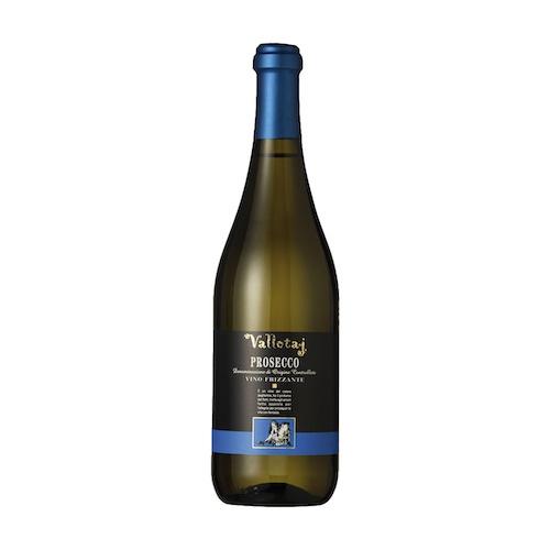 Víno biele PROSECCO FRIZZANTE VALLOTTAJ 0,75l 1