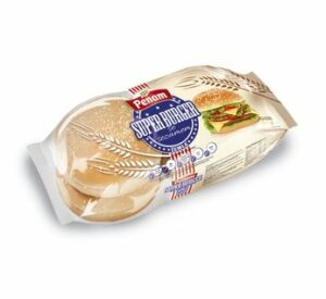 Žemle Hamburger so sezamom  4 ks bal. PENAM 300g 3