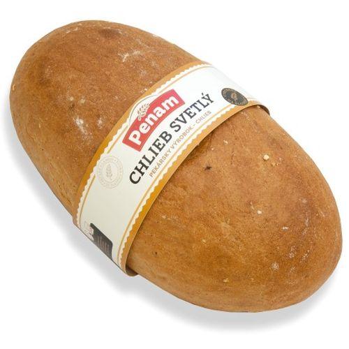 Chlieb čerstvý svetlý celý PENAM 500g 1