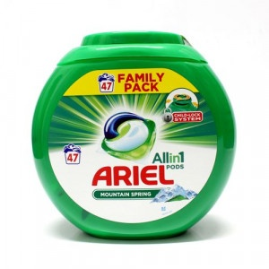 Ariel All In 1 Pods Mountain Spring kapsule 47PD 10