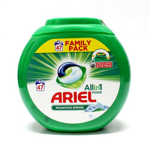 Ariel All In 1 Pods Mountain Spring kapsule 47PD 1