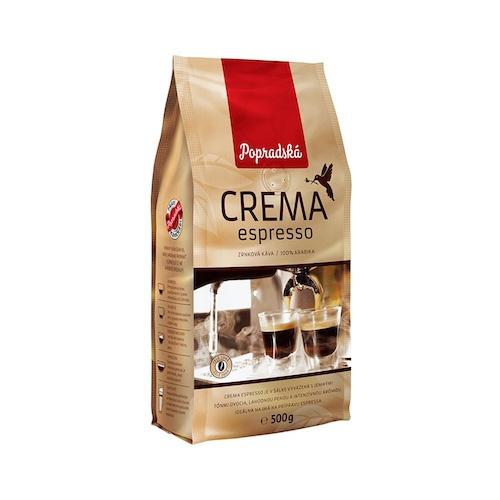 Káva BOP Crema Esp.zr.100% ar.500g 1