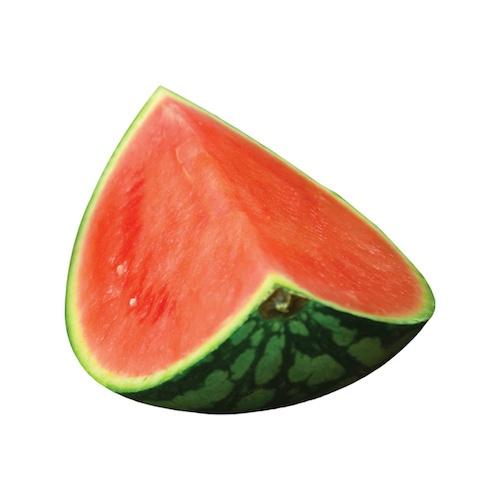 Melón červený vodový porcovaný 1/4 cca 2-4kg 1