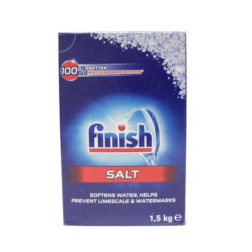Finish Soľ do umývačky 1,5 kg 1