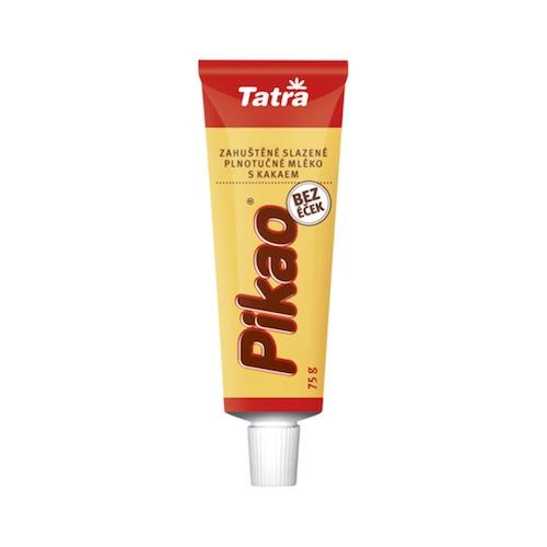 Pikao zahustené sladené mlieko TATRA 75g 1