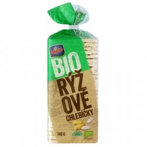 RACIO BIO Chlebíčky rýžové 140g 1