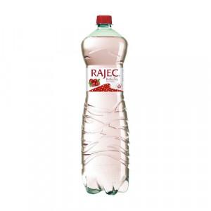 Minerálna voda Rajec Brusnica jem.sýt. 1,5L 6