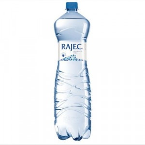 Rajec minerálna voda nesýtená 1,5l 6