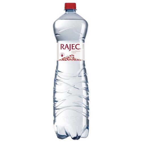 Rajec Pramenitá voda sýtená 1,5 l 1