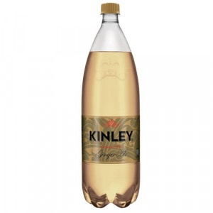 Kinley tonic Ginger Ale 1,5l 2