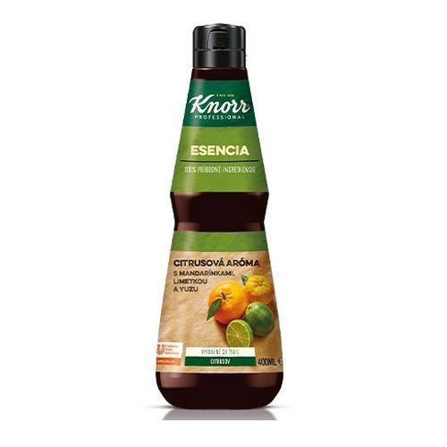 Esencia s intenzívnou chuťou citrusov KNORR 400ml 1