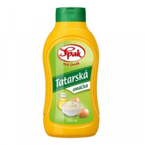 Tatárska omáčka SPAK 1000ml 11