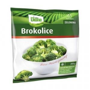 Mrazená brokolica Dione Extra 350g 7