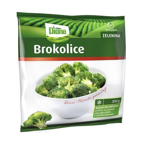 Mrazená brokolica Dione Extra 350g 1
