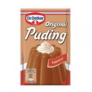 Originál puding kakao 45g Dr. Oetker 4