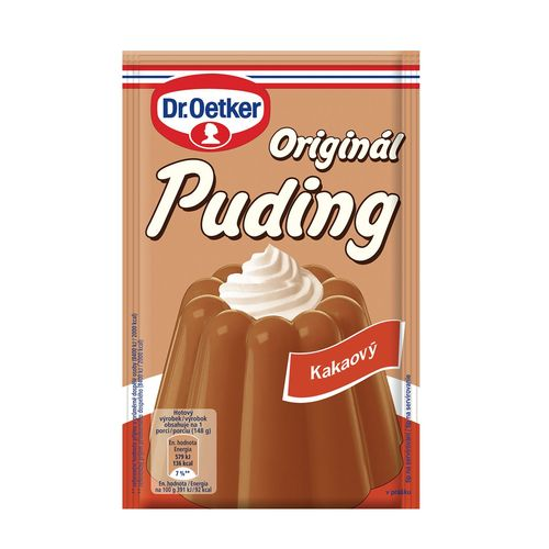 Originál puding kakao 45g Dr. Oetker 1