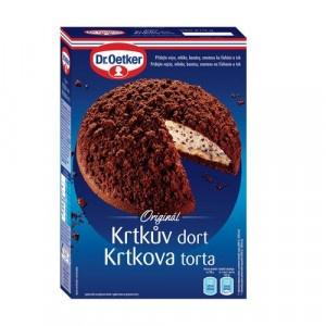 Krtkova torta 410g Dr. Oetker 5