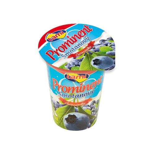 Jogurt smot. PROMINENT čučorie. TAMI 135g VÝPREDAJ 1
