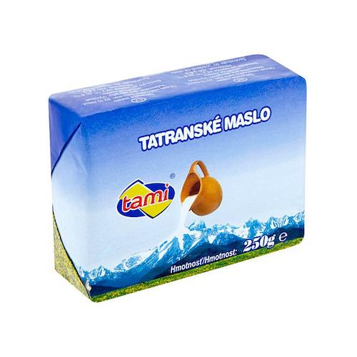 Maslo 250g TAMI 1