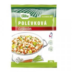 Mrazená zelen.zmes polievková exclusive Dione 350g 7