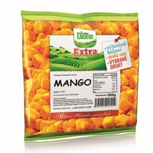Mrazené mango Dione 500g 4