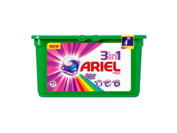 Ariel 3 In 1 Color kapsule 39PD 1