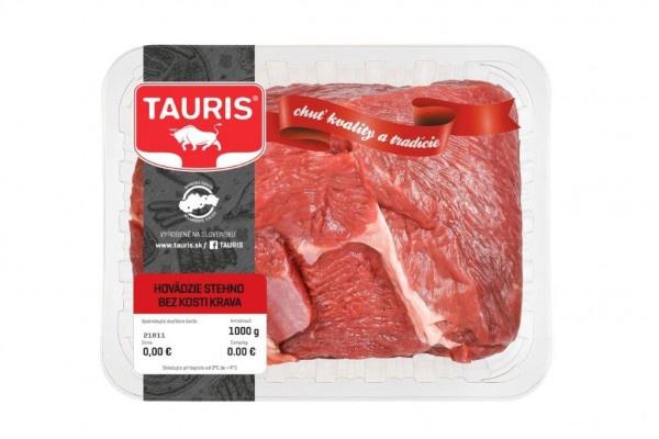 Hovädzie stehno bez kosti krava OA Tauris 1