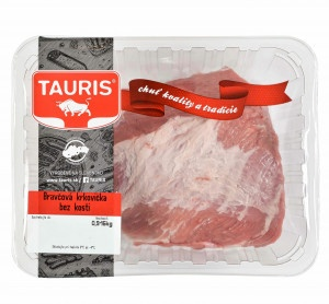 Bravčová krkovička bez kosti OA Tauris 1