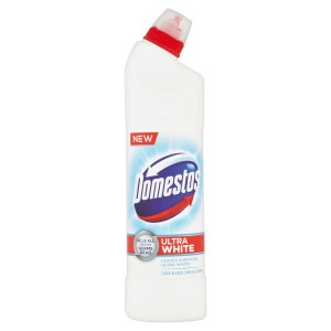 Domestos WC gel Ultra White & Shine 750 ml 4