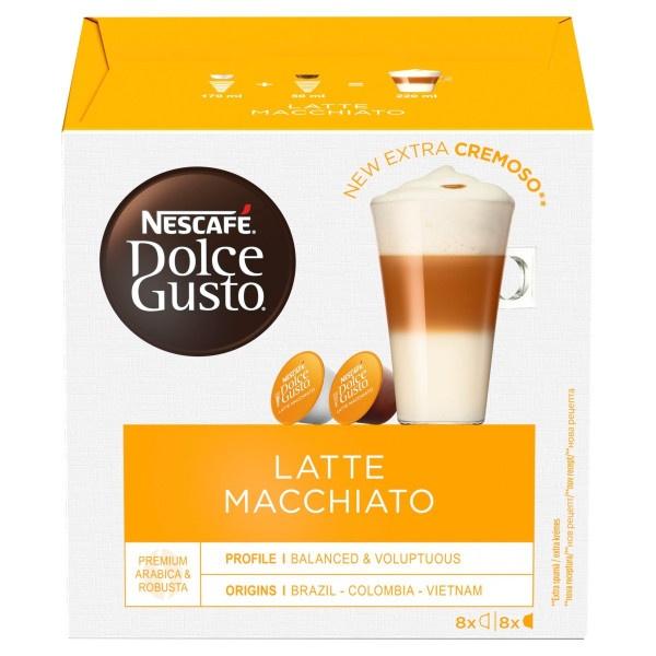 NESCAFÉ® Dolce Gusto® Latte Macchiato 16 ks 1