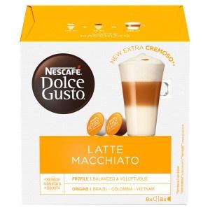 NESCAFÉ® Dolce Gusto® Latte Macchiato 16 ks 7