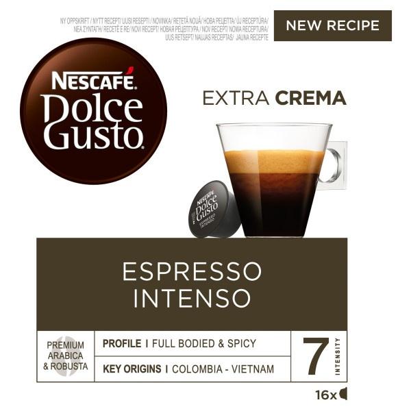 NESCAFÉ® Dolce Gusto® Espresso Intenso 16 ks 1