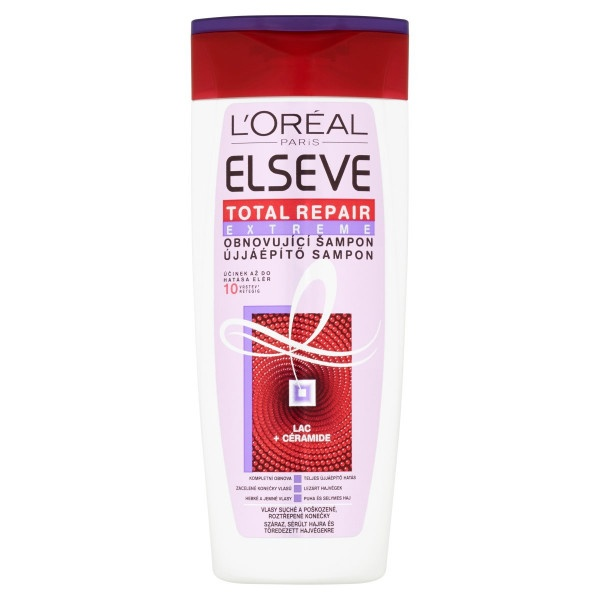 L'Oréal Elseve Total Repair Extreme šampón 250 ml 1