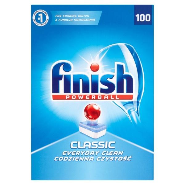 Finish Powerball Classic Tablety do myčky 100 ks 1