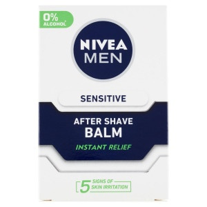 Nivea Men Sensitive Balzam po holení 100 ml 4