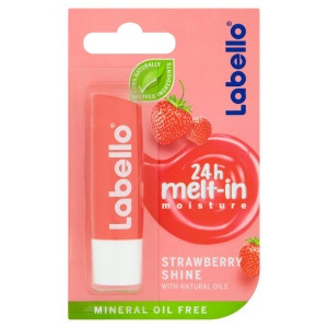 Labello Strawberry Balzam na pery 4,8 g 5