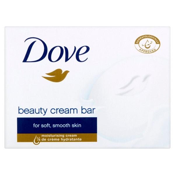 Dove Krémové tuhé mydlo na umývanie 100 g 1