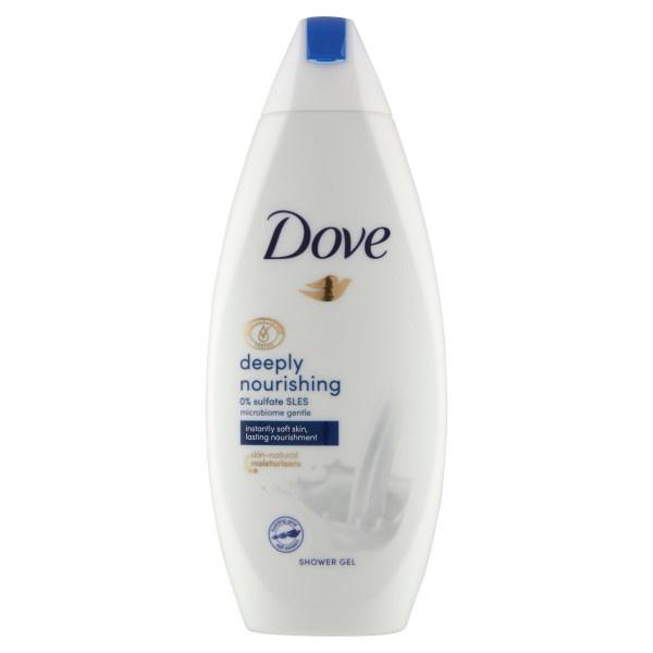 Dove Deeply Nourishing sprchovací gél 250 ml 1