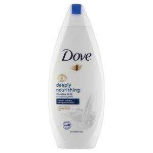 Dove Deeply Nourishing sprchovací gél 250 ml 2