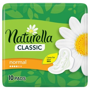 Naturella Classic Normal hyg.vložky 10ks 21