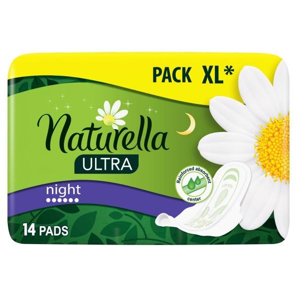 Naturella Ultra Night hyg.vložky 14ks 1