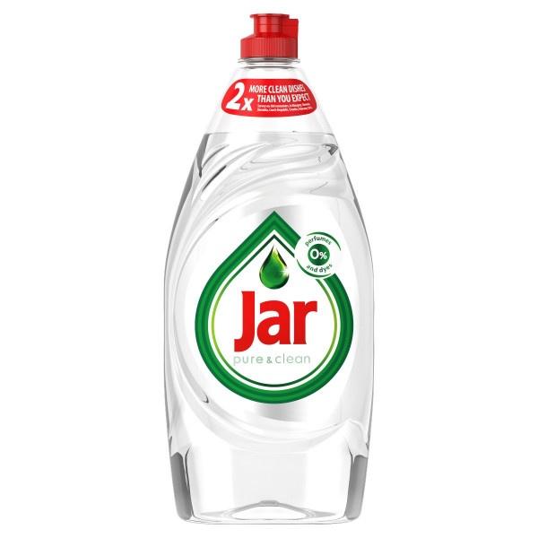 Jar Pure & Clean s obsahom 0% parfumov 900 ml 1